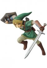 The Legend of Zelda Twilight Princess HD UDF Mini Figure Link 7