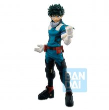 My Hero Academia Ichibansho PVC Socha Izuku Midoriya (Fighting