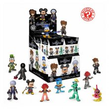Kingdom Hearts 3 Mystery Minis Vinyl mini figurky 6 cm Display (