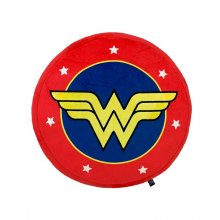 DC Comics Plush polštářek Wonder Woman Logo 35 x 35 cm