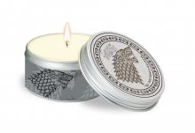Game of Thrones Tin Candle House Stark (2 oz. / 60 ml)