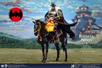 Batman Ninja My Favourite Movie Akční figurka 1/6 Ninja Batman D
