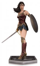 Justice League Movie Socha Wonder Woman 33 cm