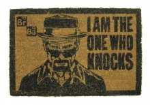 Breaking Bad rohožka I am the one who knocks 40 x 60 cm