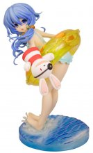 Date A Live Socha 1/7 Yoshino Splash Summer Ver. 21 cm