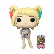 Birds of Prey POP! & Buddy Vinylová Figurka Harley Quinn & Beave