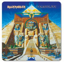 Iron Maiden podtácky Pack Powerslave (6)