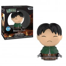 Attack on Titan Vinyl Sugar Dorbz Vinyl Figure Levi 8 cm