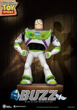 Toy Story Master Craft Socha Buzz Lightyear 38 cm