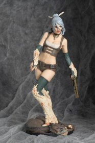Fantasy Figure Gallery Statue 1/6 Winanna The Hunter (Shin Tanab