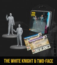 Batman Miniature Game Miniatures The White Knight & Two-Face *En