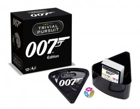James Bond karetní hra Trivial Pursuit Voyage *French Version*