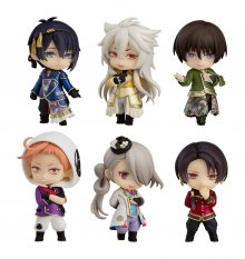 Touken Ranbu The Musical mini figurky Nendoroid Petite 6-Set -At