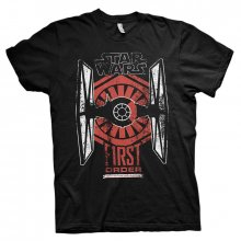 Star Wars Episode VII triko First Order Distressed XL