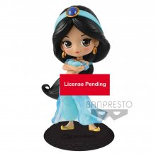 Disney Q Posket mini figurka Jasmine Princess Style Normal Color