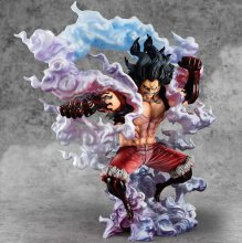 One Piece Excellent Model P.O.P PVC Socha 1/8 SA-Maximum Monkey