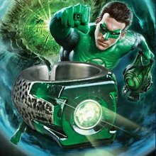 Green Lantern replika prs
