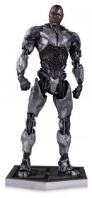 Justice League Movie Socha Cyborg 33 cm