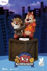 Chip 'n Dale: Rescue Rangers Master Craft Socha 35 cm