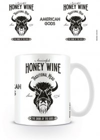 American Gods Hrnek Honey Wine