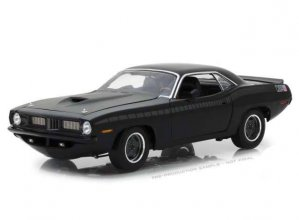 Fast & Furious Diecast Model 1/18 Custom Plymouth Barracude
