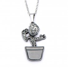 Guardians of the Galaxy Stainless Steel Pendant with Chain Danci