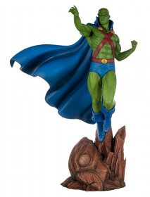 DC Comic Super Powers Collection Maquette Martian Manhunter 46 c