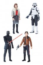 Star Wars Hero Series Action Figures 30 cm 2018 Wave 1 Assortmen
