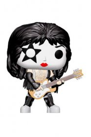 Kiss POP! Rocks Vinylová Figurka Starchild 9 cm