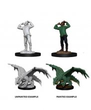 D&D Nolzur's Marvelous Miniatures Unpainted Miniatures Green Wor