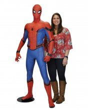 Spider-Man Homecoming Life-Size Statue Spider-Man (Foam Rubber/L