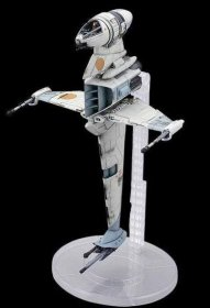 Star Wars Episode VI Model Kit 1/72 B-Wing Fighter