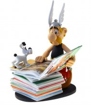 Asterix Collectoys Socha Asterix 2nd Edition 23 cm