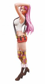 One Piece Gold Glitter & Glamours Figure Jewelry Bonney 25 cm