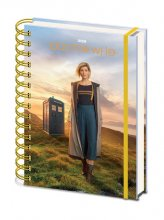 Doctor Who Wiro Notebook A5 13th Doctor