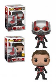 Ant-Man and the Wasp POP! Movies Vinylové Figurky Ant-Man 9 cm