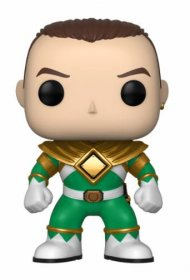 Power Rangers POP! TV Vinylová Figurka Green Ranger (No Helmet)