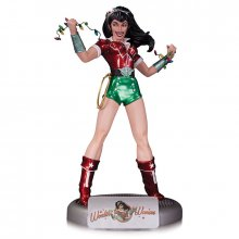 DC Comics Bombshells soška Holiday Wonder Woman 27 cm