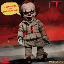 Stephen Kings Es 2017 Designer Series Talking Pennywise 38 cm