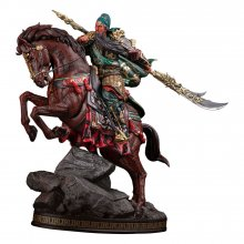 Three Kingdoms Generals Series Socha 1/7 Guan Yu Saint of War 4