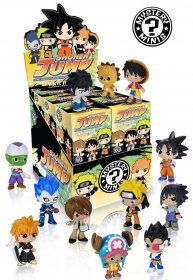 Best of Anime Mystery mini figurky 6 cm Series 2 Display (12)