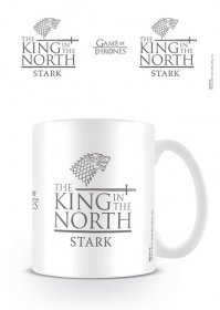 Game of Thrones Mug King In The North