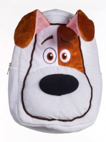 Secret Life of Pets Plush Backpack Max 36 cm