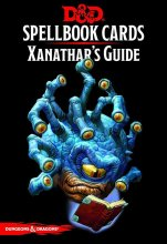 Dungeons & Dragons Spellbook Cards: Xanathars Deck *English Vers