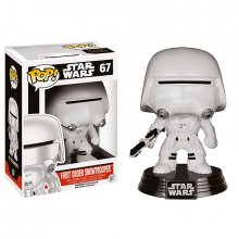 Star Wars Episode VII bobble figurka First Order Snowtrooper