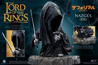 Lord of the Rings Defo-Real Series Soft Vinylová Figurka Nazgul