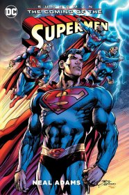 DC Comics Comic Book Superman The Coming of the Supermen by Neal