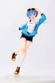 Re:Zero PVC Socha Rem Sporty Summer 23 cm