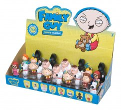 Family Guy Mini Figures 5-8 cm Series 1 Display (24)