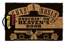 Guns N' Roses rohožka Knockin' On Heaven's Door 40 x 57 cm